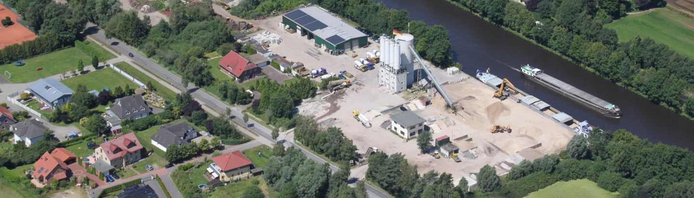 Luftbild Firma Mohrmann Hundsmühlen 2014